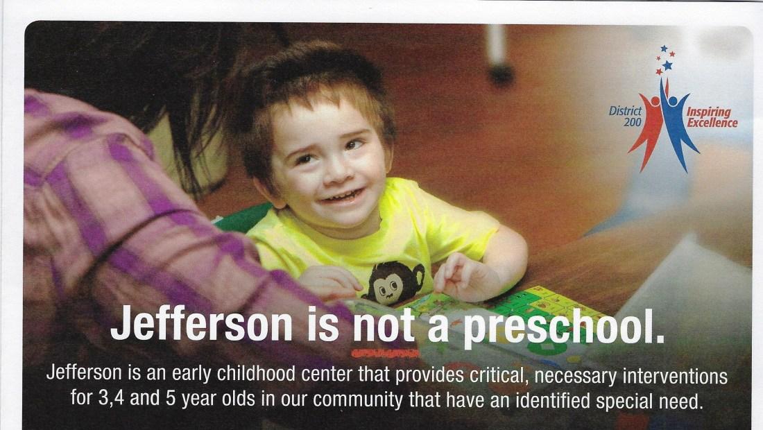 not a preschool